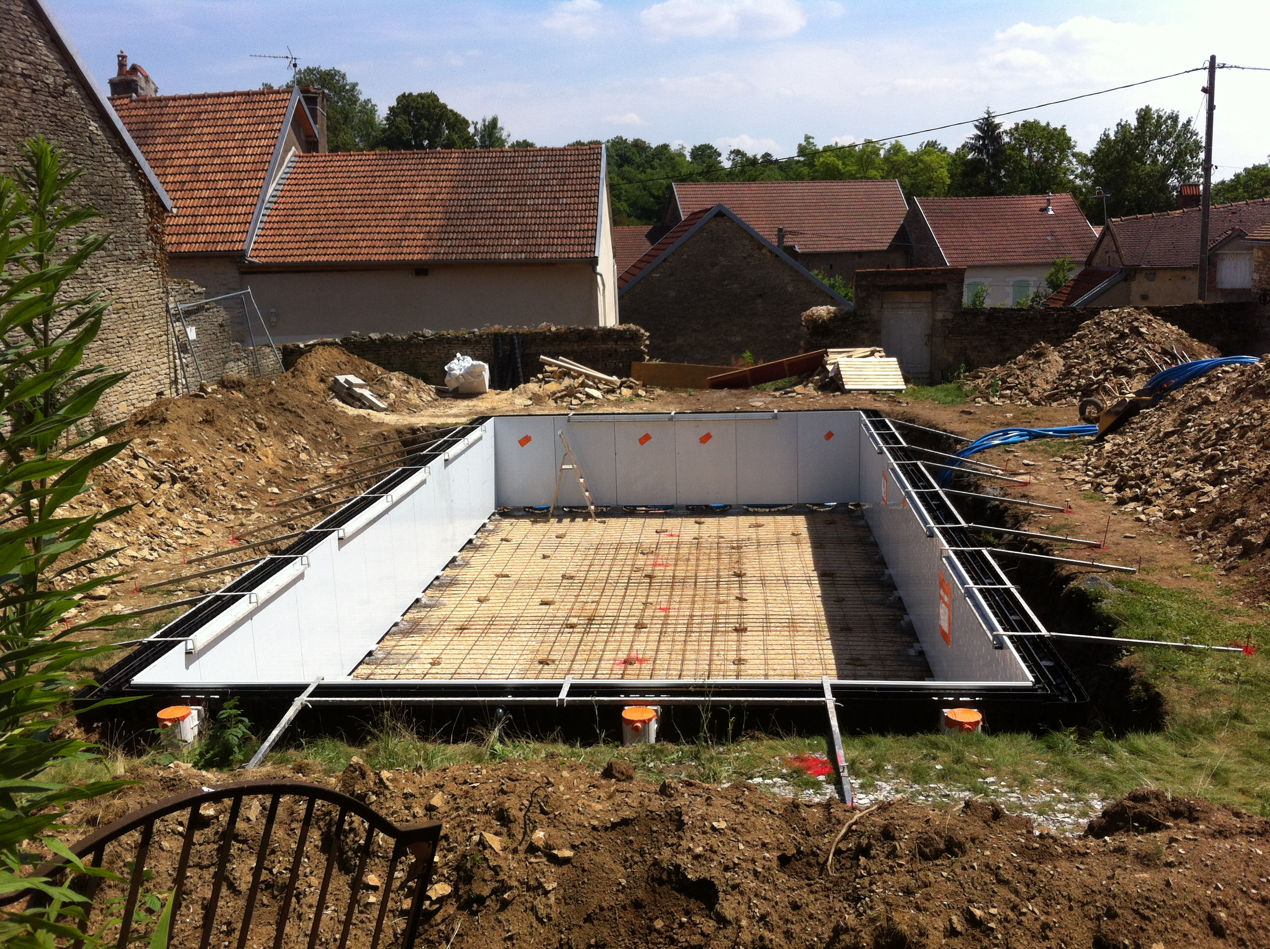 Construction de piscine sur mesure annecy construction for Piscine construction