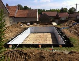 construction de piscine aix les bains