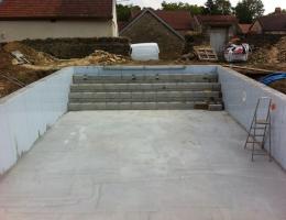 construction de piscine sur mesure annecy