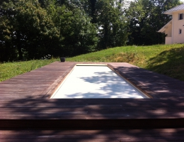 construction piscine exterieure aix les bains