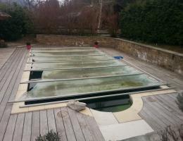 Renovation piscine annecy - AVANT