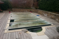 Renovation piscine annecy - AVANT